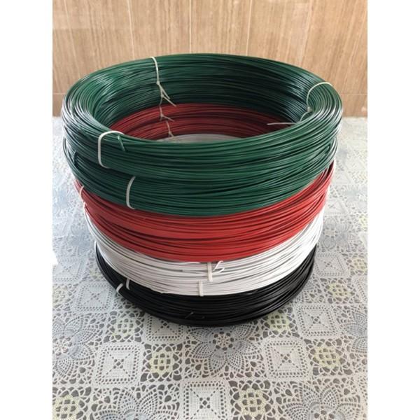 塑膠披覆鐵線 1