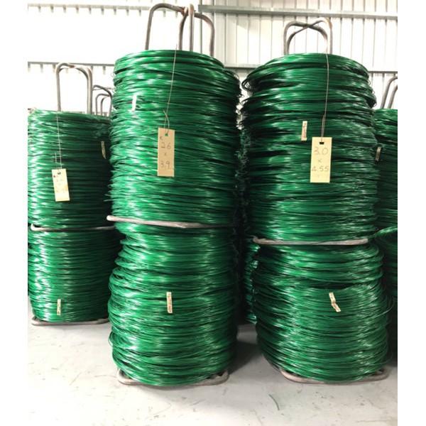 塑膠披覆鐵線 2
